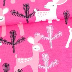 Bambi trikoo, pinkki