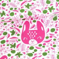 Marjaunelma trikoo, pinkki