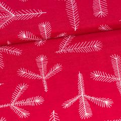 Havu trikoo, punainen
