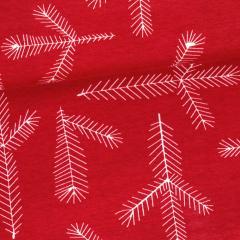 Havu organic jersey, red