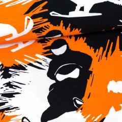 Moottorikelkka trikoo, oranssi