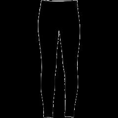 ILONA leggins, musta.
