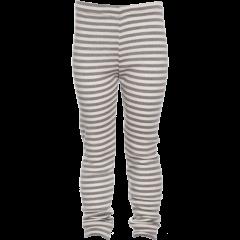 LOISTO housut - merinovilla, harmaa - luonnonvalkoinen