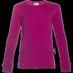 LOIMU paita - merinovilla, violetti