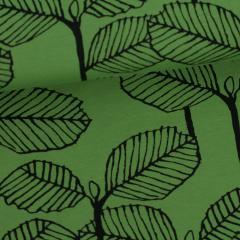 Alder organic jersey, forest