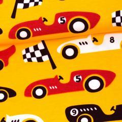Race Cars organic jersey, sun