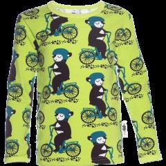 ULJAS paita,  Into pyöräilee
