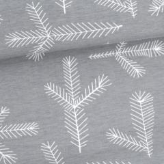 Havu organic jersey, grey