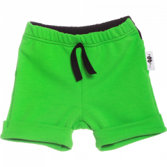 TUOMI shorts, green - black